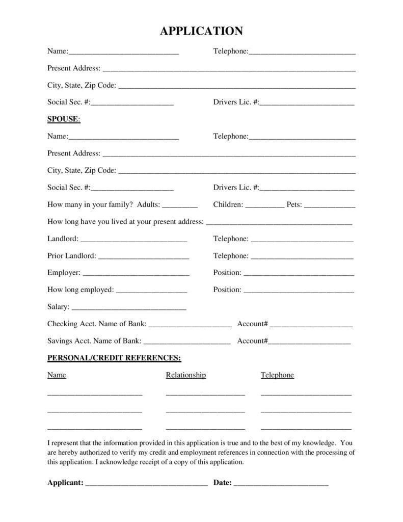 Rental Properties Group Application 57
