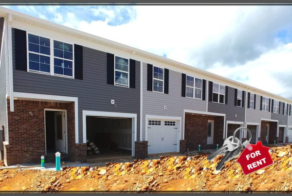 Vineland Townhomes Apartment Renals